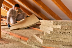 Did you know that by replacing your old home attic insulation and replacing it with new or additional insulation increases your homes resale value?
