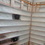 m Insulation cathedral ceiling