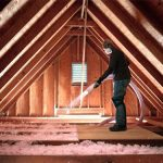 Save Money with Blown-In Fiberglass Insulation