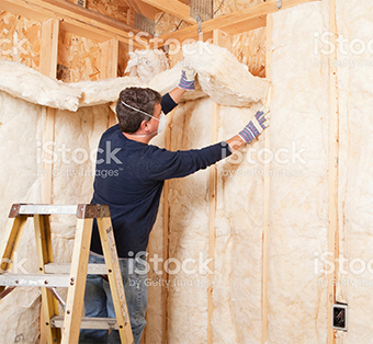 Maryland Fiberglass Insulation Contractors Cameron Home