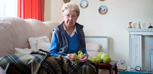 Older People- Are At Risk For A Stroke