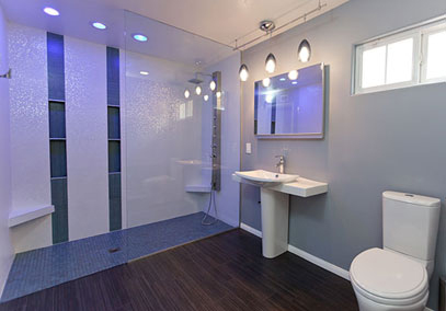 Universal Design Bathroom