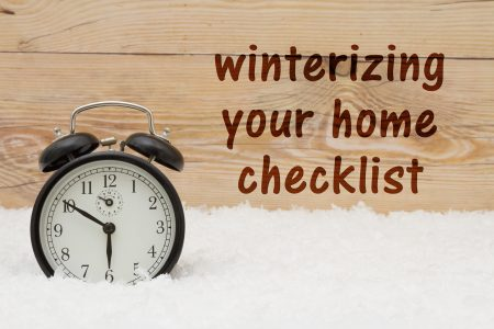 Winter-Proof Your home using our checklist of 5 amazing Home Improvement Projects that are guaranteed to insulate and protect your home this winter