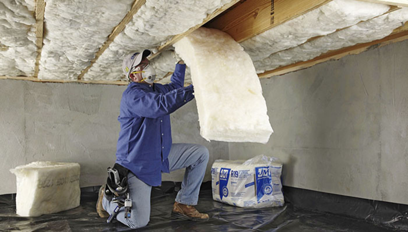 insulate crawlspace